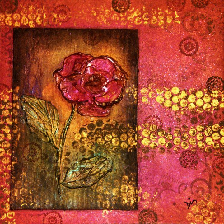 pink rose - dianestudio