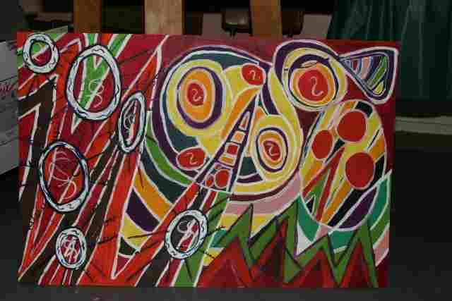 Zigzag - Paulette's Art Delights