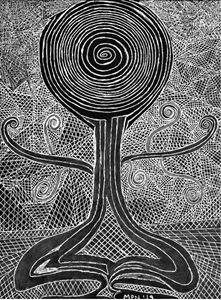 Meditating Tree