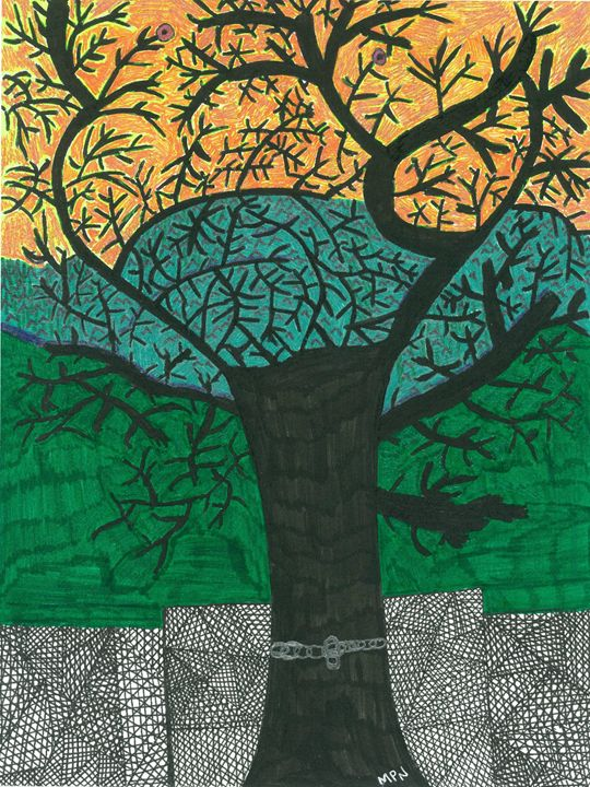 Tree of Hope - Taking Up Space