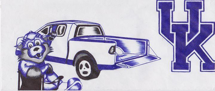 Wild Cat Truck - R.L. Thomason