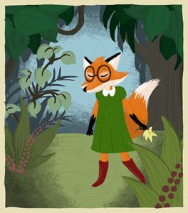 Polly the Fox