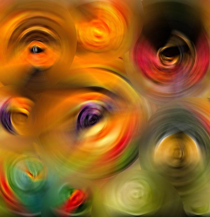 Heaven's Eyes - Sharon Cummings Art - Sharon Cummings Fine Art