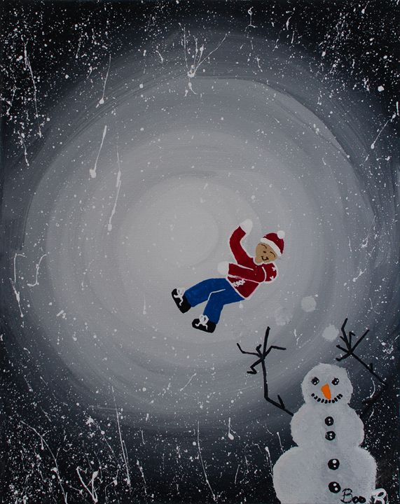 Snowday - Kaely Rapko