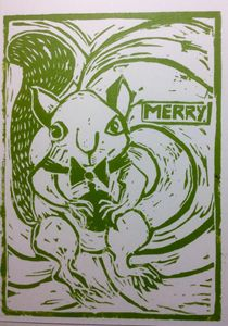 Merry Squirrel