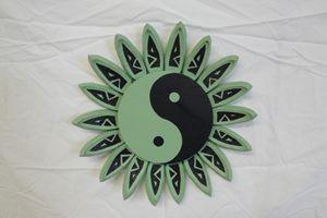 Sage Ying Yang Flower