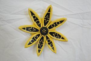 Yellow Seed Pod Flower