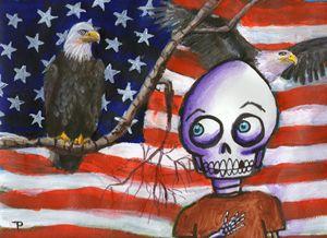 Patriotic Hammy