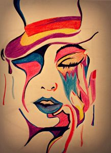 The Woman in Color