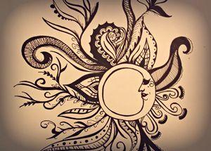 The Moon of Art