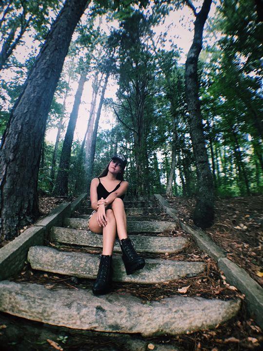 Forest gial - Paulandrea