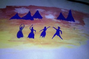 dance of joy