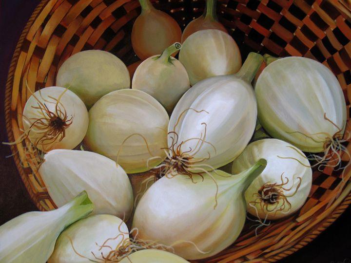 Onion Basket - Epperson Artworks