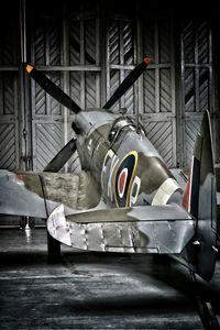 Spitfire standby