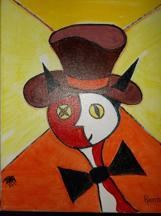 Aristocat - Rodster Art