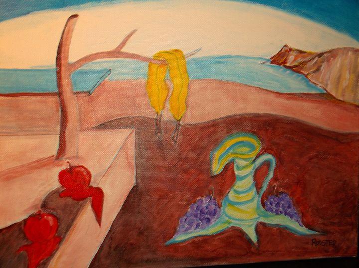 The Lost Dali - Rodster Art