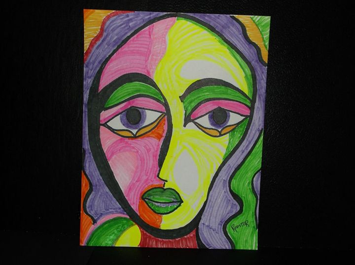 Mary - Rodster Art