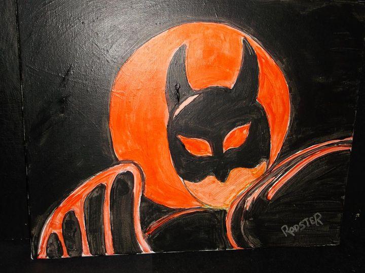 Batman - Rodster Art