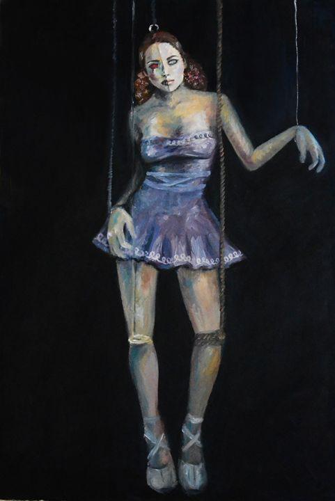 Marionette - Blanca Estrada B.E. Art
