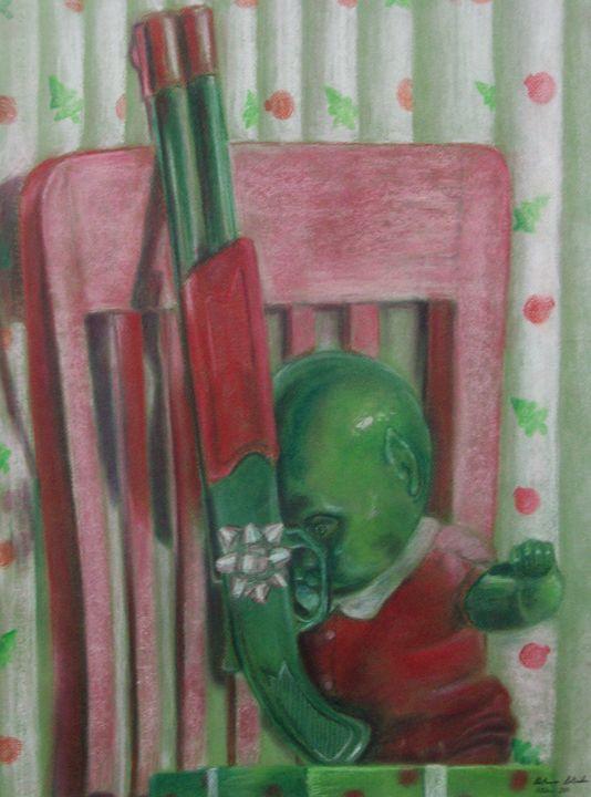 A Christmas Story - Blanca Estrada B.E. Art