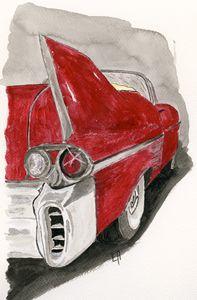Cadillac 1959 - rear