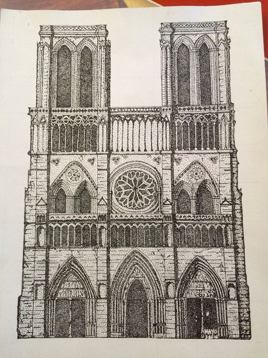 Cathedrale Notre Dame de Paris - Realmayo