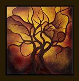 30x30 Oil on canvas