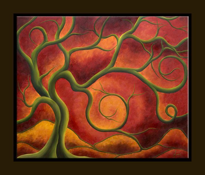 Living Earth - Bassam Shmordok