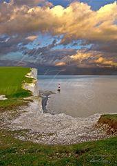 Lionel Fraser, Pictures of Eastbourne, England