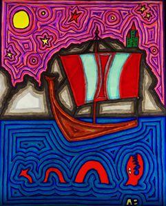 The Viking Ship