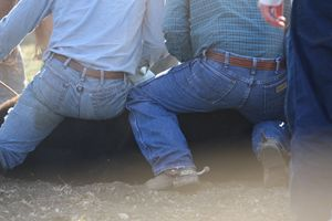Oh those cowboys....