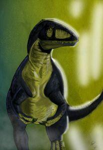 Carcharodontosaurus - Josh's gallery