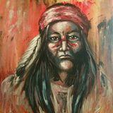"Original acrylic painting 16""x20"""