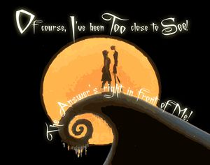 Quote, Nightmare before Christmas