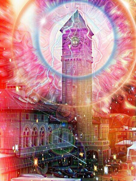 clock tower - Yankee Dervish