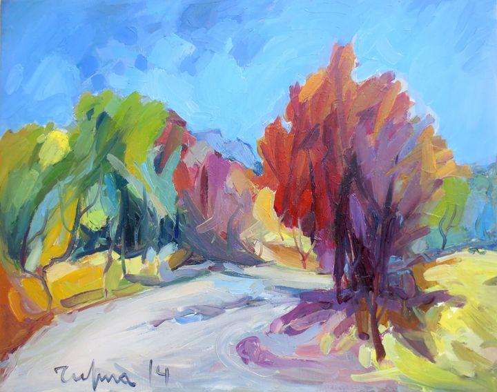 Landscape - Tufina