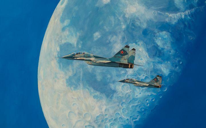 """Towards the Sunrise against the Moo - Vladimir Narykov"