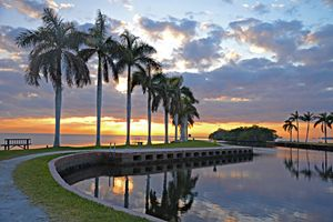 Deering Estate Sunrise