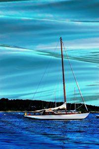 Mysterious Ocean Sail