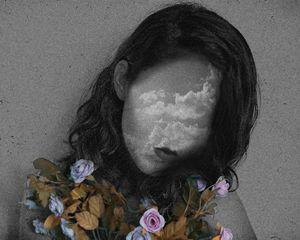 No more face.