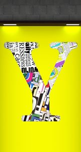 'Y' - logo