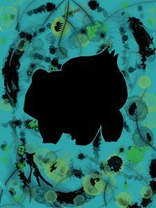 Shadow bulbasaur