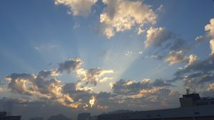 Sun rise 2