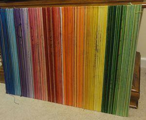 rainbow string theory - Sara Hadley