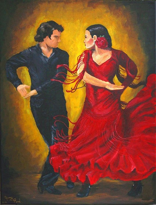 Flamenco - J Reed Studios