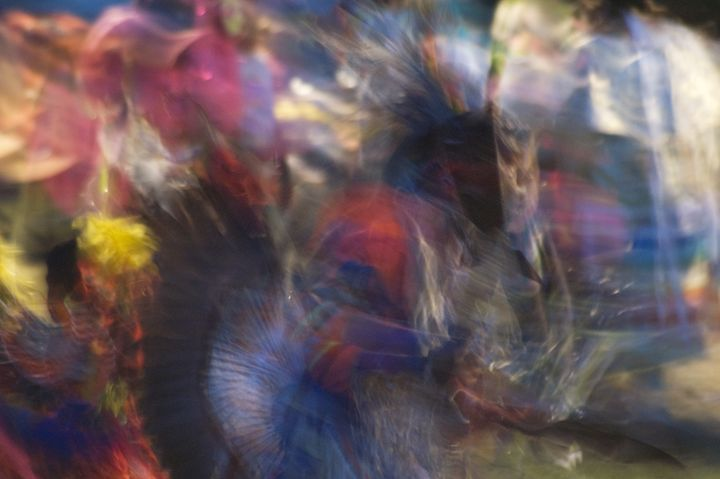 PowWow Dancer 4 - Brie A. Edwards Photography