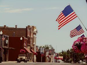 Downtown Carrington