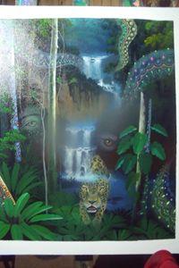 Visiones de un Leopardo Amazonico