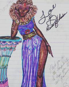 "Queen of Sheba ""Bilquise"""