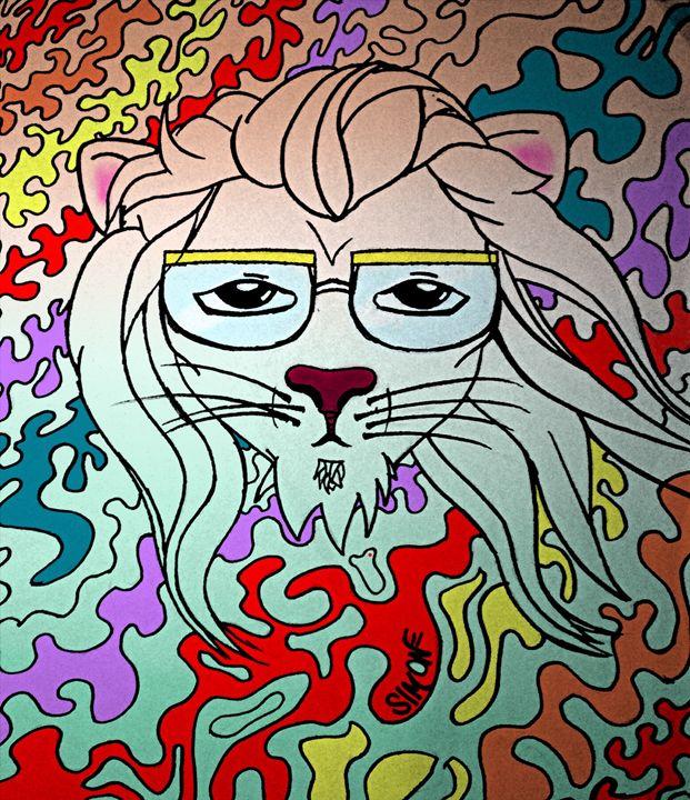 Lion - Simone